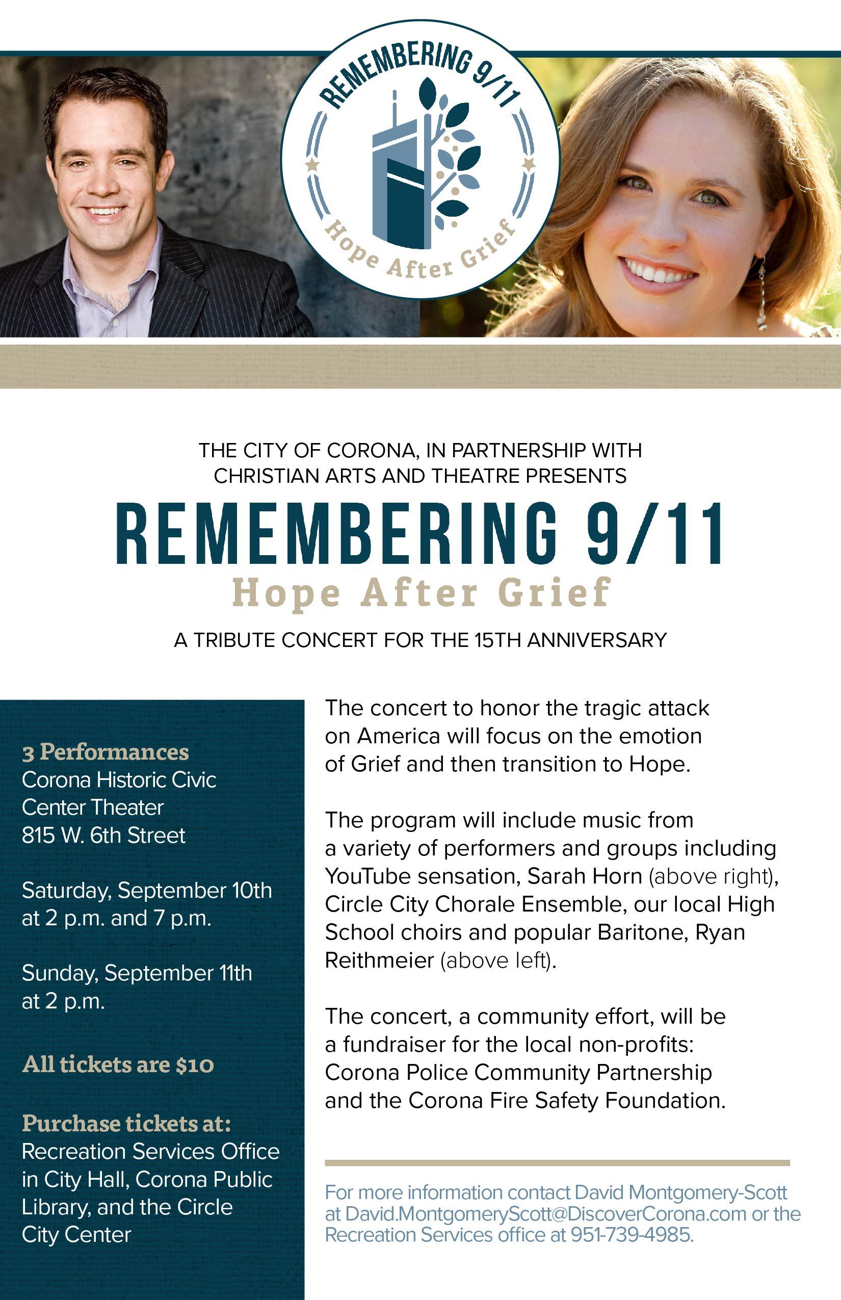 9.11 - Hope after Grief half pg flyer